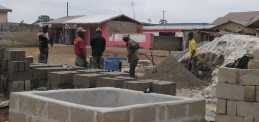 Building the disabled centre
