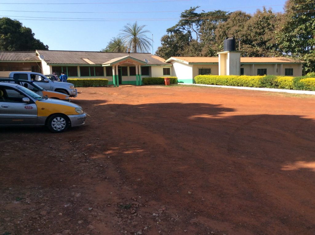Mampong Maternity Hospital